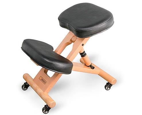 Ортопедический стул с упором в колени