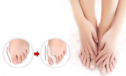 Бандаж для косточки на большом пальце ноги