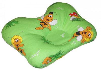 Анатомическая подушка для детей до тре лет