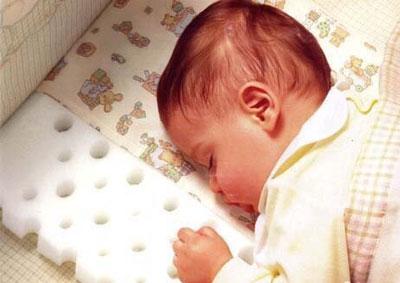 Подушка от удушения для грудничков