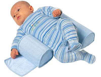 Боковая подушка для детей до года