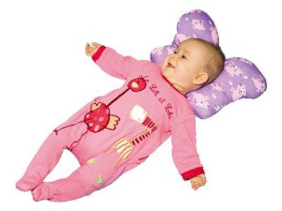 Подушка-бабочка для детей до двух лет