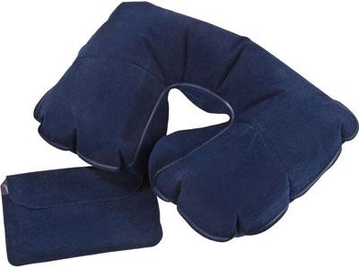 Подушка рогалик для путешествий