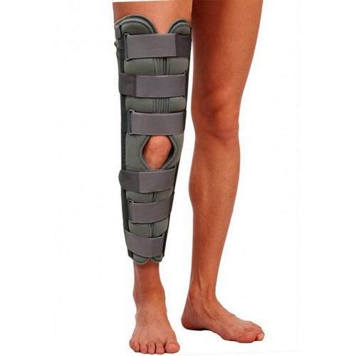 Бандаж-тутор для полной фиксации коленного сустава