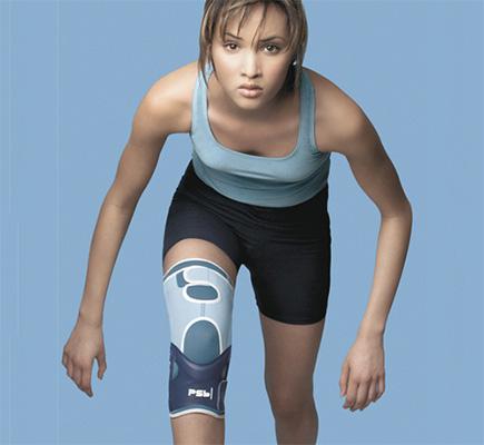 Ортез на колено для бега
