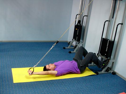 Упражнение при грыже шейного отдела позвоночника