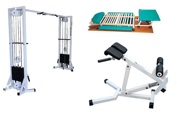 Тренажеры используемые при грыже позвоночника