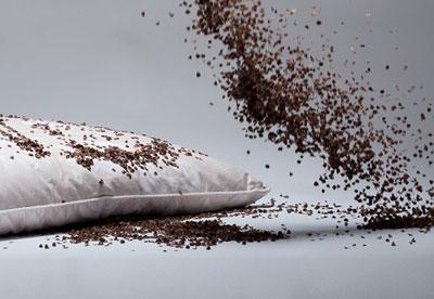 Гречка в качестве наполнителя для подушки