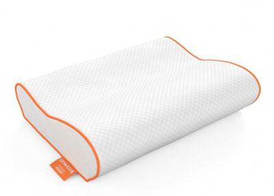 Подушка с валиками для сна на боку и спине