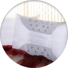Что такое ортопедическая подушка с магнитами - фото