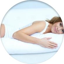 Что такое подушка для тела - фото