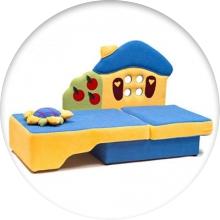 Детские диваны кровати - фото