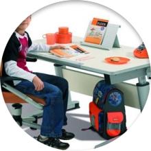 Детский ортопедический стул для школьника - секреты выбора - фото