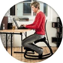 Как правильно выбрать ортопедический компьютерный стул - фото
