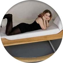 Как выбрать кровать с ортопедическим матрасом? - фото