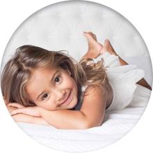 Как выбрать матрас для ребенка - фото