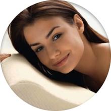 Латексная ортопедическая подушка - советы экспертов - фото