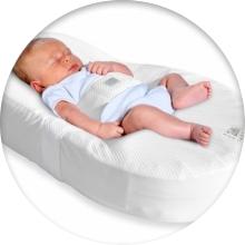 Матрас-кокон для новорожденных - что это такое - фото