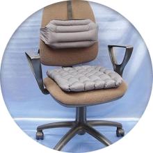 Ортопедическая подушка для кресла - фото