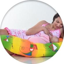Подушка для кормления ребенка - делаем правильный выбор - фото