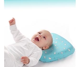 Детская ортопедическая подушка для новорожденных - фото