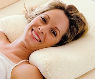 Как подобрать ортопедическую подушку по высоте - фото