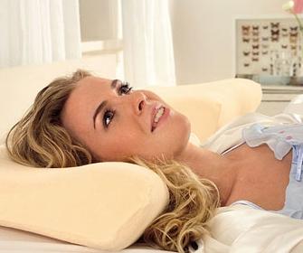 Как пользоваться ортопедической подушкой - фото