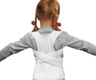 Как выбрать корректор осанки для детей - фото