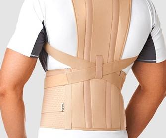 Как выбрать ортопедический грудо-поясничный корсет - фото