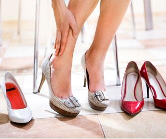 Какая обувь нужна женщине при вальгусной деформации - фото