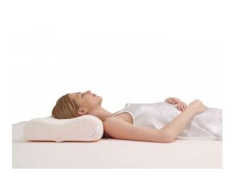 Какую ортопедическую подушку выбрать при шейном остеохондрозе - фото