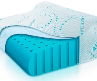 Обзор ортопедических подушек Trelax - фото