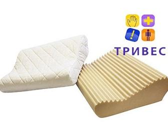 Обзор ортопедических подушек Тривес - фото