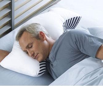 Подушка от храпа - есть ли эффект - фото