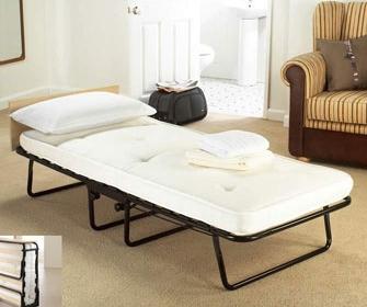 Раскладная кровать-тумба - фото