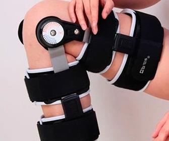 Выбираем бандаж на коленный сустав - фото
