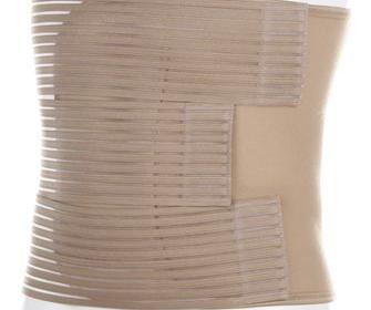 Выбираем бандаж после операции на брюшной полости - фото