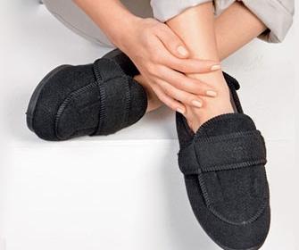 Выбираем комфортную обувь для проблемных ног - фото