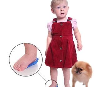 Выбираем ортопедические стельки для детей - фото