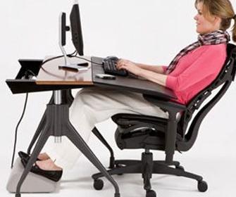 Выбираем ортопедическое компьютерное кресло для дома и офиса - фото